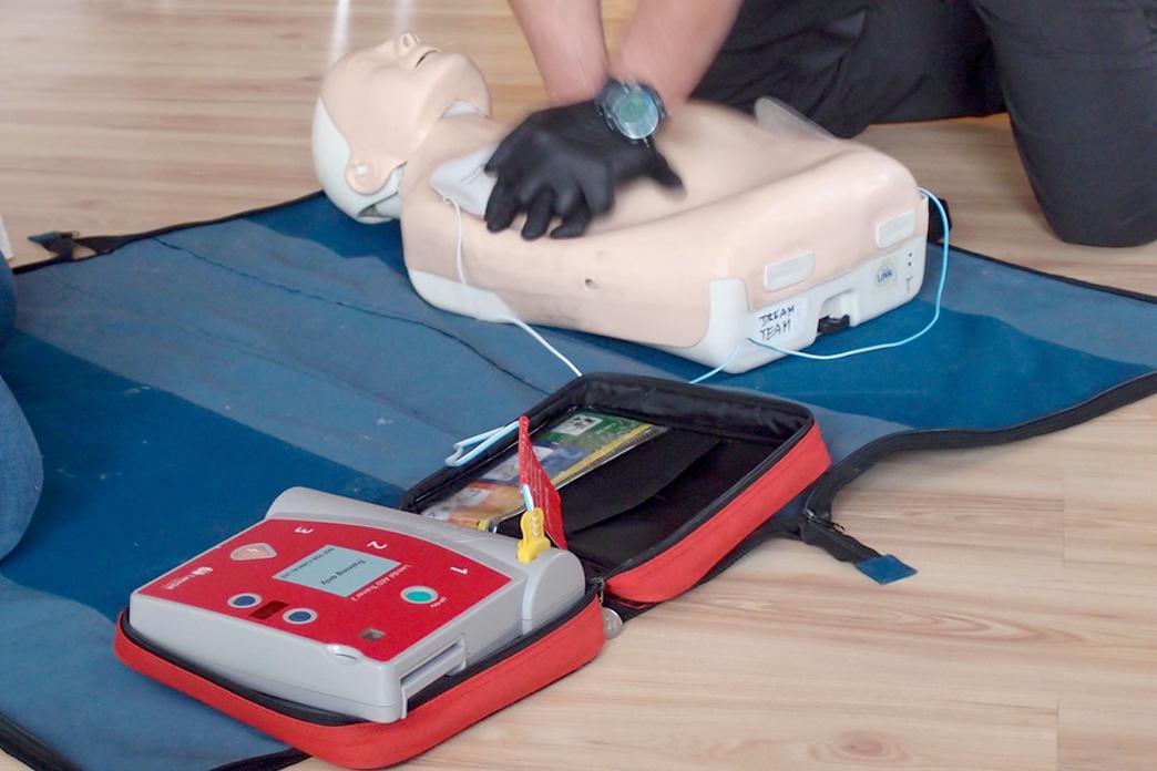 Szkolenie przedmedyczne ratowników STORAT