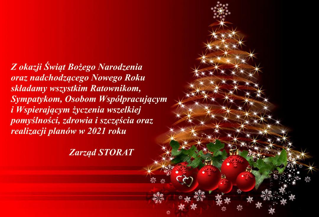 Z okazji Świąt Bożego Narodzenia …