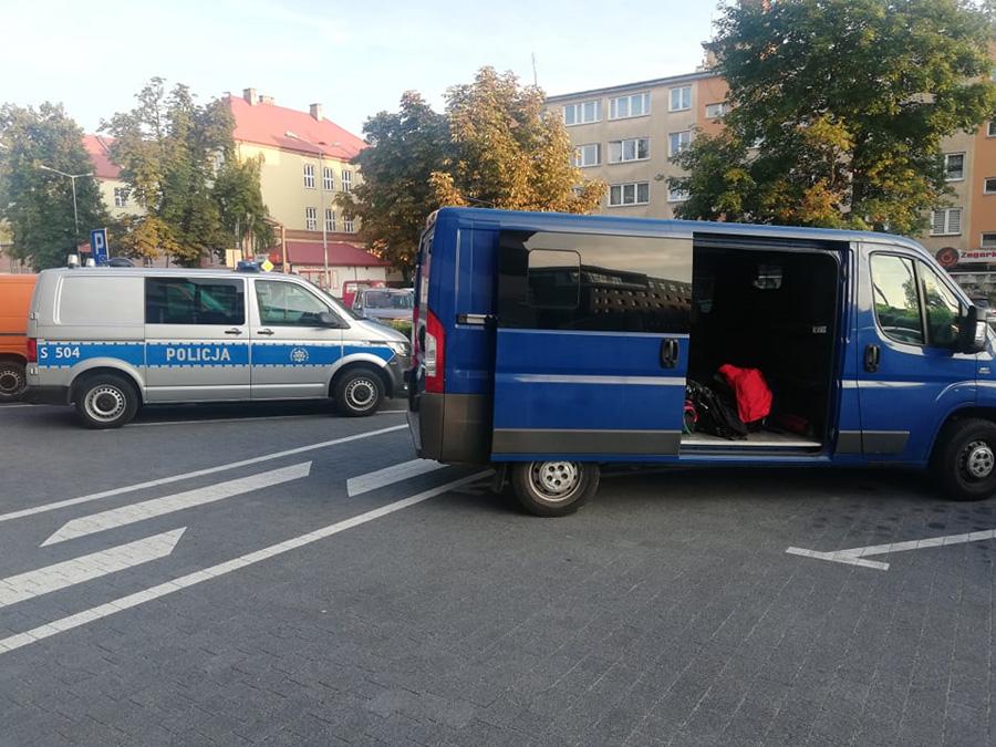 Sandomierz – poszukiwania 55 latka